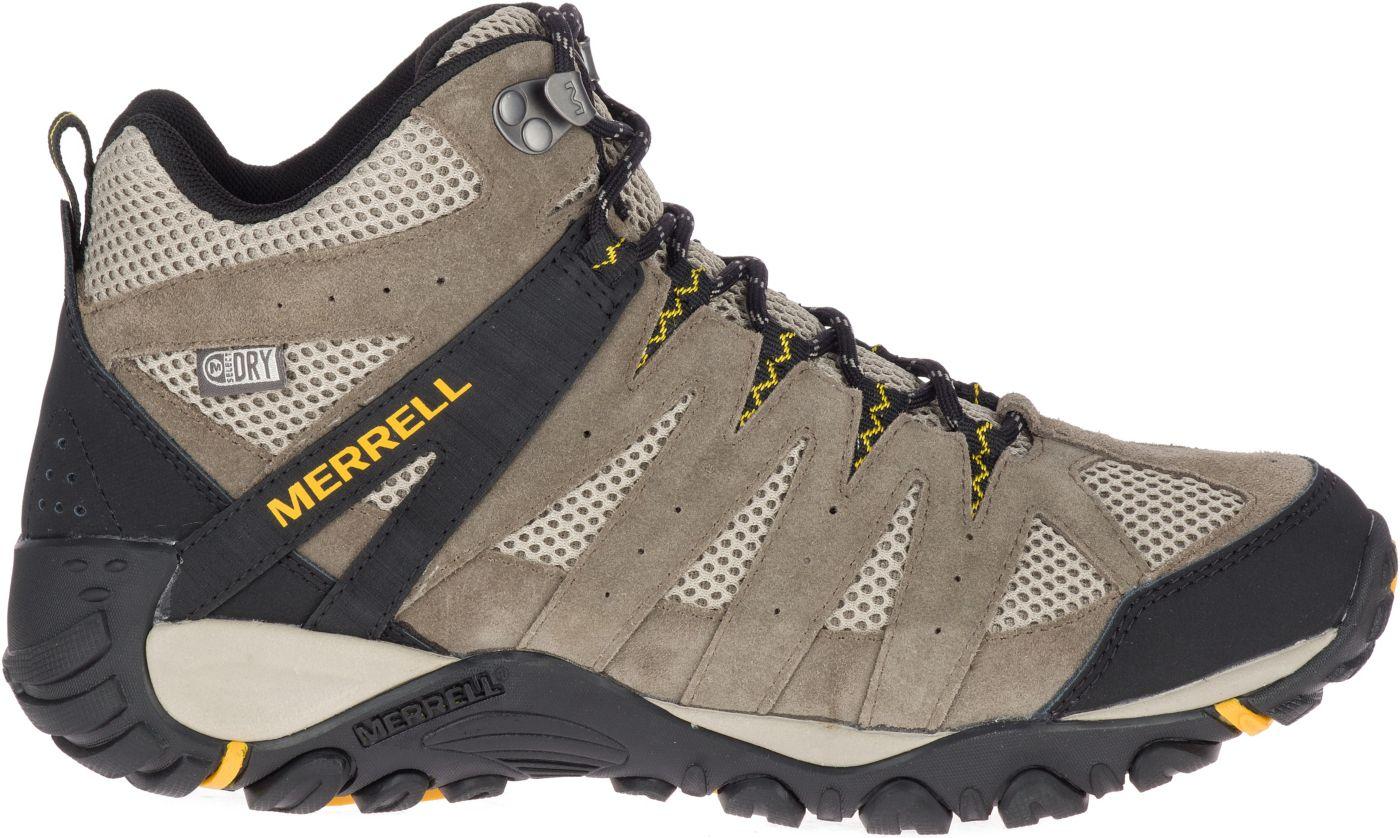 Merrell Men's Accentor 2 Mid Waterproof Hiking Boots