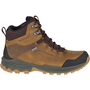 Merrell Men's Forestbound Mid Waterproof Hiking Boots