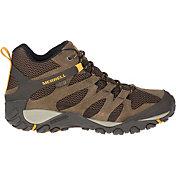 Merrell Men's Alverstone Mid Waterproof Hiking Boots