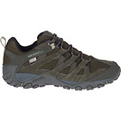 Merrell Men's Alverstone Waterproof Hiking Shoes