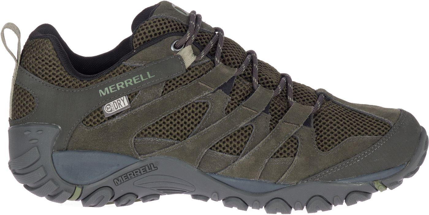 Merrell Men's Alverstone Waterproof Hiking Shoes