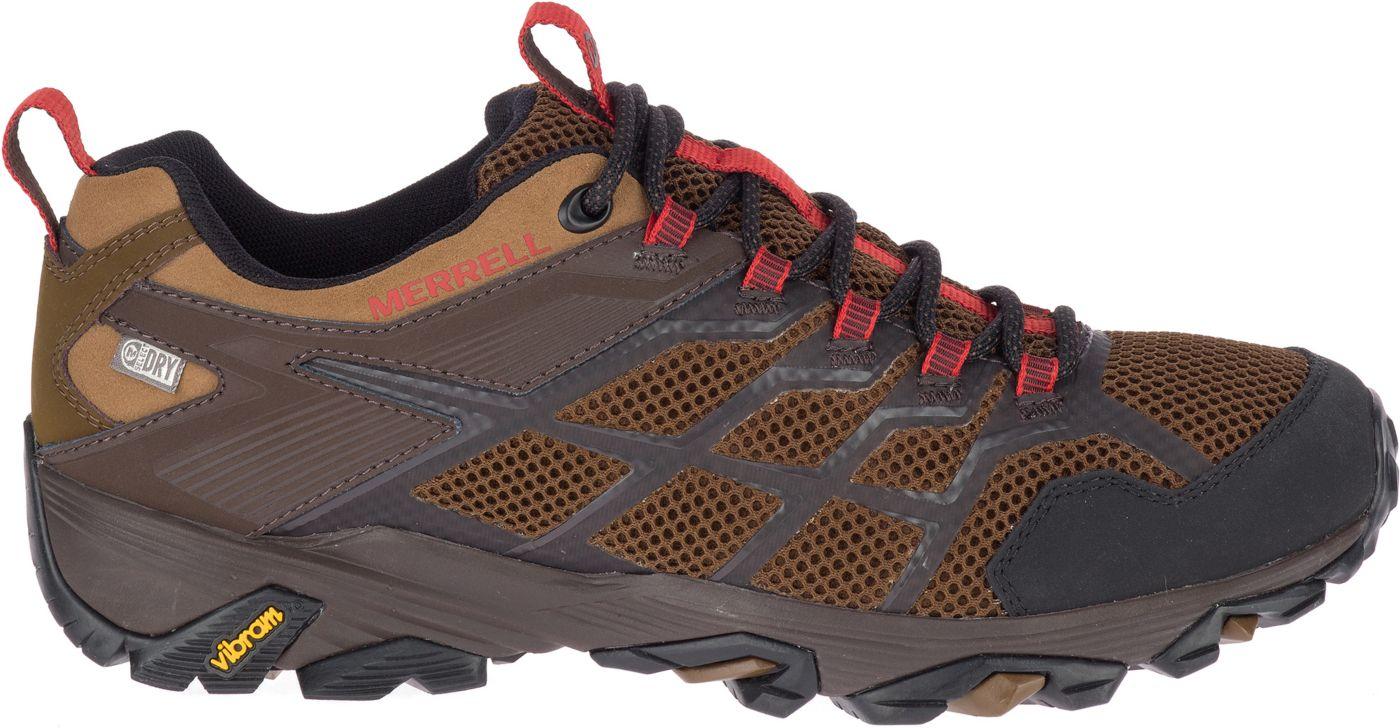 Merrell Men's Moab FST 2 Waterproof Hiking Shoes