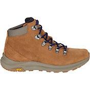 Merrell Men's Ontario Suede Mid Hiking Boots