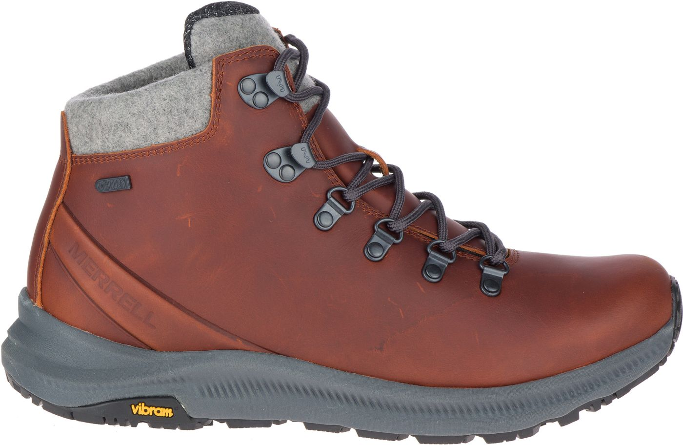 Merrell Men's Ontario Thermo Mid Waterproof Hiking Boots
