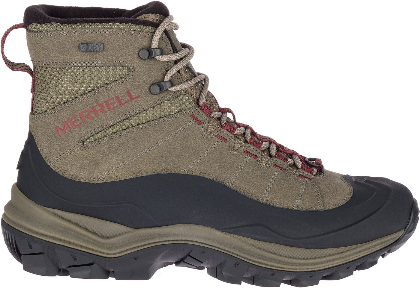 Merrell Men's Thermo Chill Mid Shell 200g Waterproof Hiking Boots