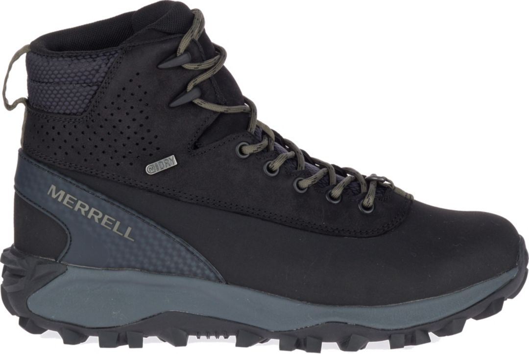 Merrell Thermo Kiruna Mid Shell Hiking Boots Leather Men's