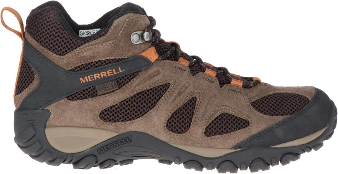 fabrikspris bästa skor nya stilar Merrell Men's Yokota 2 Mid Waterproof Hiking Boots | Field & Stream