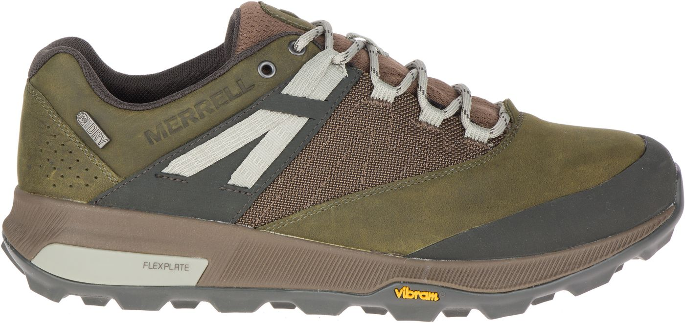 Merrell Men's Zion Waterproof Hiking Shoes