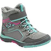 Merrell Kids' Moab FST Polar Mid 200g Waterproof Winter Boots
