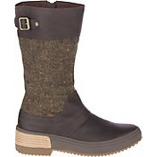 Merrell Women's Haven Tall Buckle Waterproof Boots