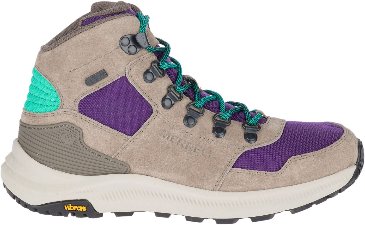 Merrell Women's Ontario 85 Mid Waterproof Hiking Boots