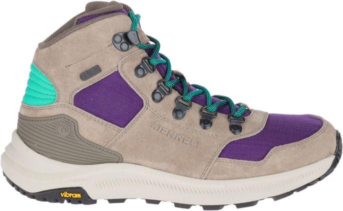 Merrell Women's Ontario 85 Mid Waterproof Hiking Boots
