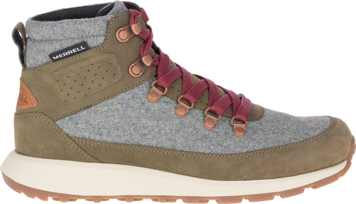 Merrell Women's Ashford Classic Chukka Boots