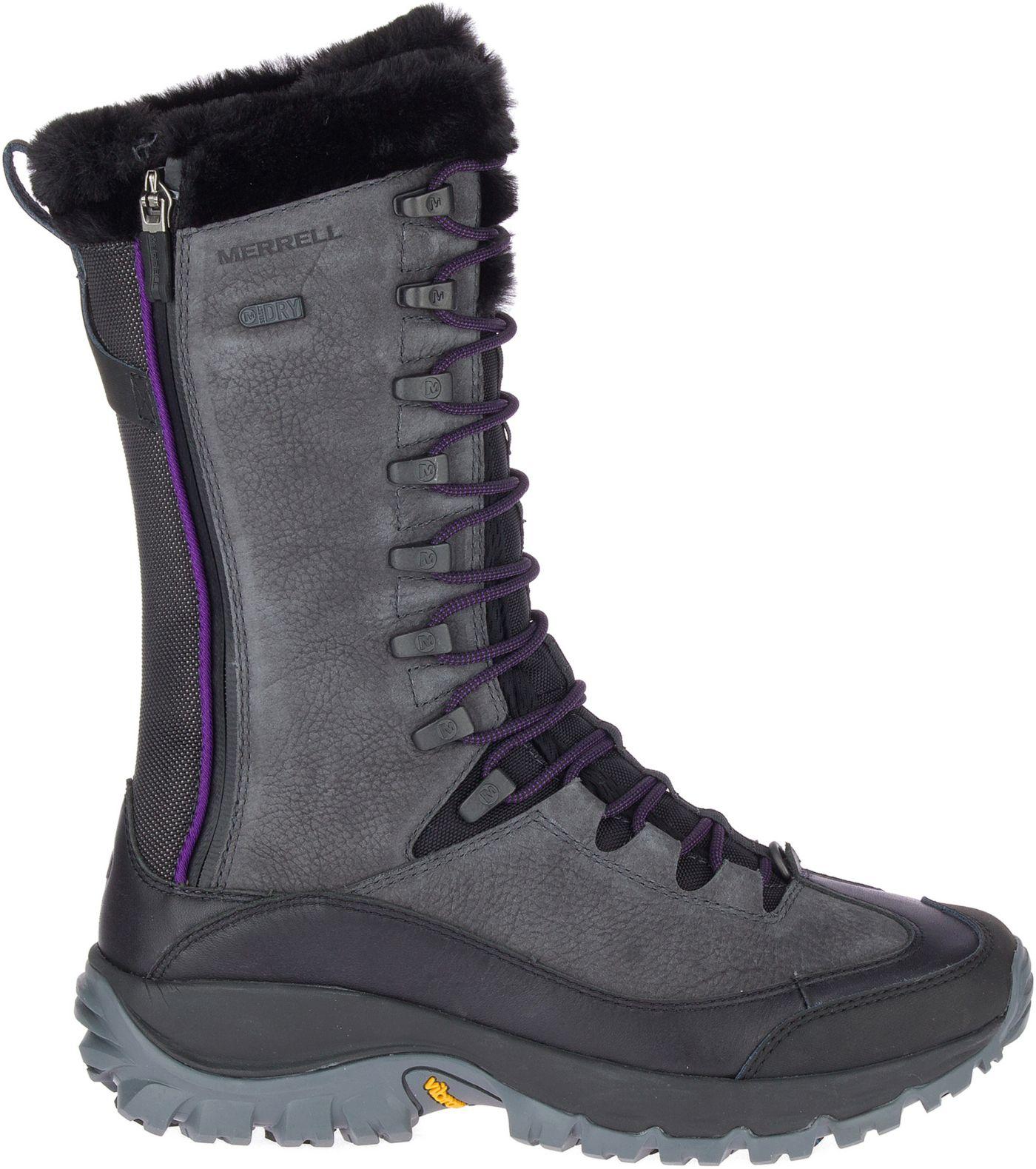 Merrell Women's Thermo Rhea Tall 200g Waterproof Hiking Boots