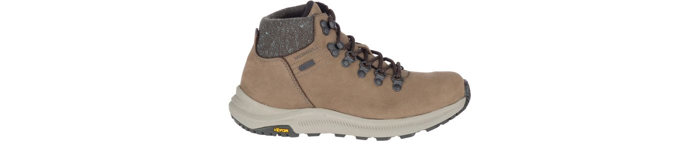 Merrell Women's Ontario Mid Waterproof Hiking Boots