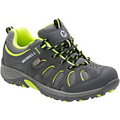 Merrell Kids' Chameleon Low Waterproof Hiking Shoes