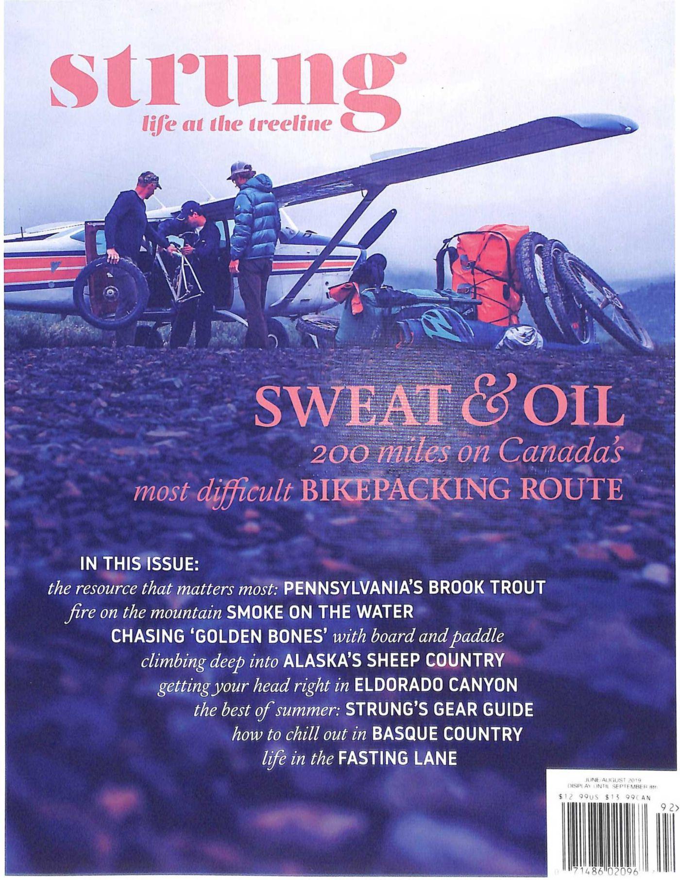Strung Magazine Summer Travel Issue 2019