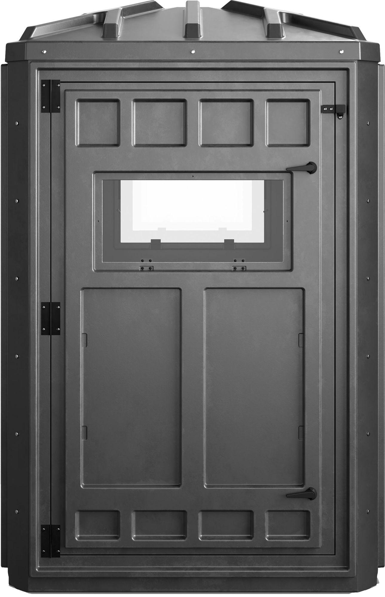 Booner Blinds 4 Panel Gunner Box Blind - Clear Windows thumbnail