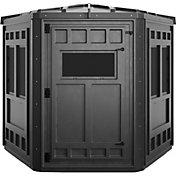 Booner Blinds 6 Panel Thunderdome Box Blind – Windows