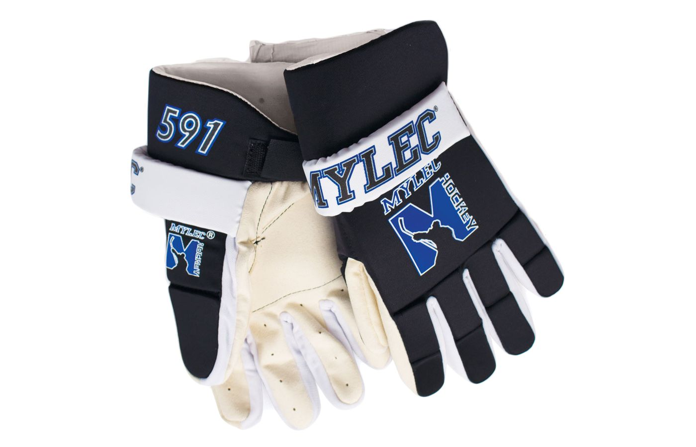 Mylec Youth MK1 Player Street Hockey Gloves