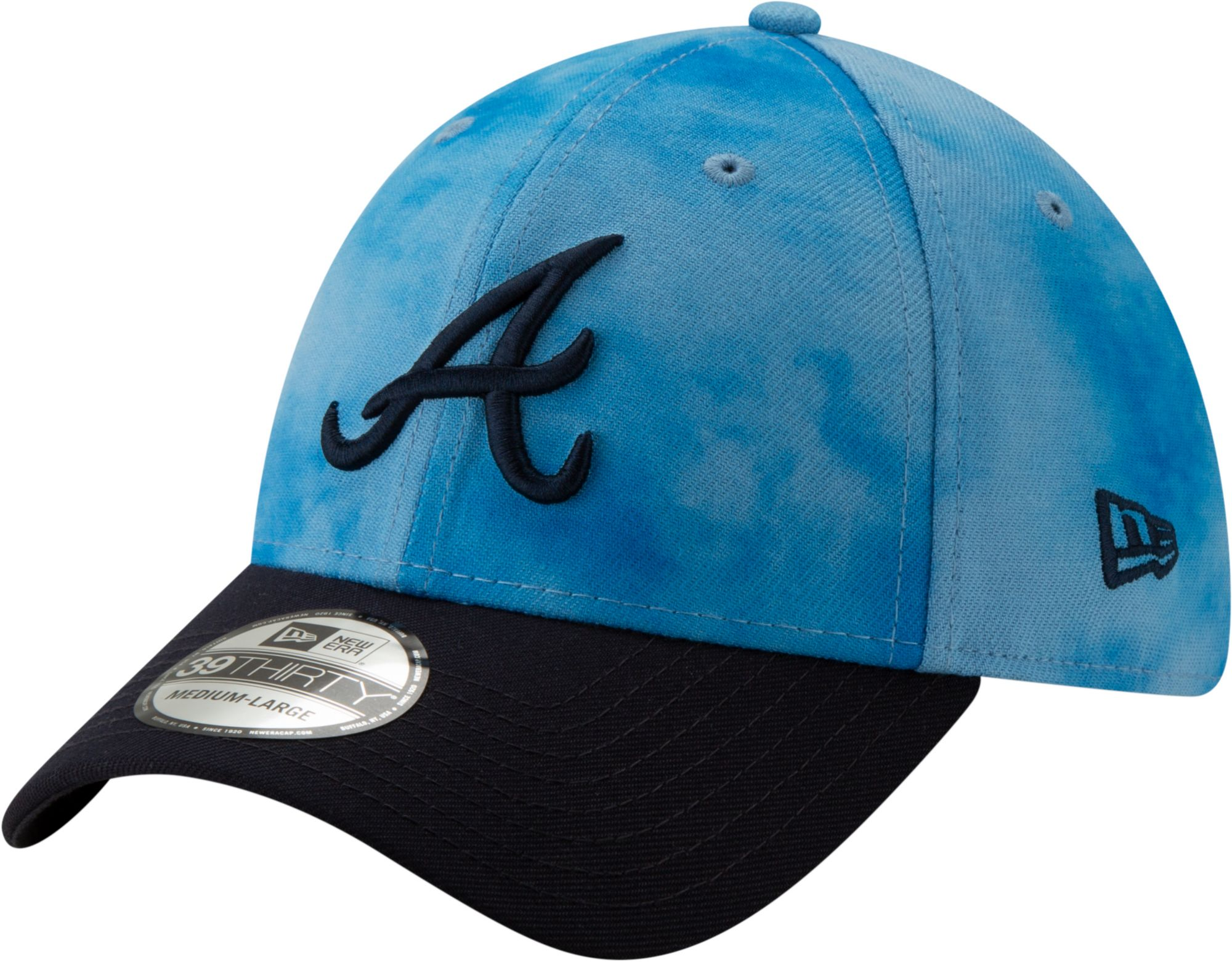e8e2be8a New Era Men's Atlanta Braves 39Thirty 2019 Father's Day Stretch Fit ...