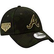 size 40 4d1c4 72f4e Product Image · New Era Men s Atlanta Braves 9Forty Armed Forces Adjustable  Hat