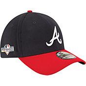 New Era Men's Atlanta Braves 39Thirty 2019 MLB Postseason Stretch Fit Hat