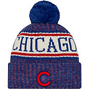 New Era Men's Chicago Cubs Sports Knit Hat