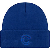 New Era Men's Chicago Cubs Vivid Knit Hat