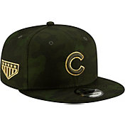 New Era Men's Chicago Cubs 9Fifty Armed Forces Adjustable Snapback Hat