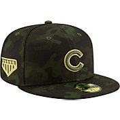 New Era Men's Chicago Cubs 59Fifty Armed Forces Fitted Hat
