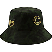 New Era Men's Chicago Cubs Armed Forces Bucket Hat