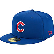 New Era Men's Chicago Cubs Royal 59Fifty Clubhouse Fitted Hat