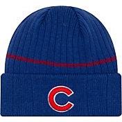 New Era Men's Chicago Cubs Blue Sports Knit Hat