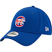 New Era Men's 2020 Spring Training Chicago Cubs Blue 39Thirty Stretch Fit Hat