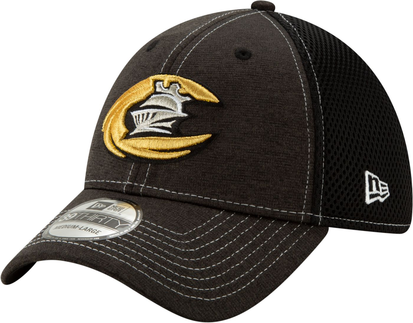 New Era Men's Charlotte Knights 39Thirty Stretch Fit Hat