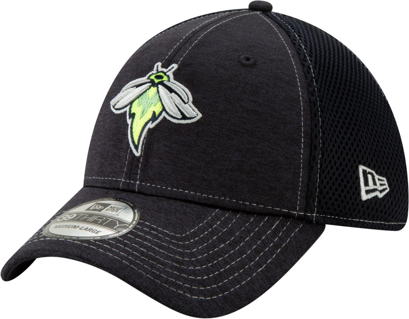 New Era Men's Columbia Fireflies 39Thirty Stretch Fit Hat