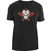 New Era Men's Columbus Clippers Black 2020 COPA T-Shirt