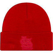 New Era Men's St. Louis Cardinals Vivid Knit Hat