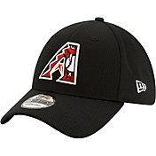 New Era Men's 2020 Spring Training Arizona Diamondbacks Black 39Thirty Stretch Fit Hat