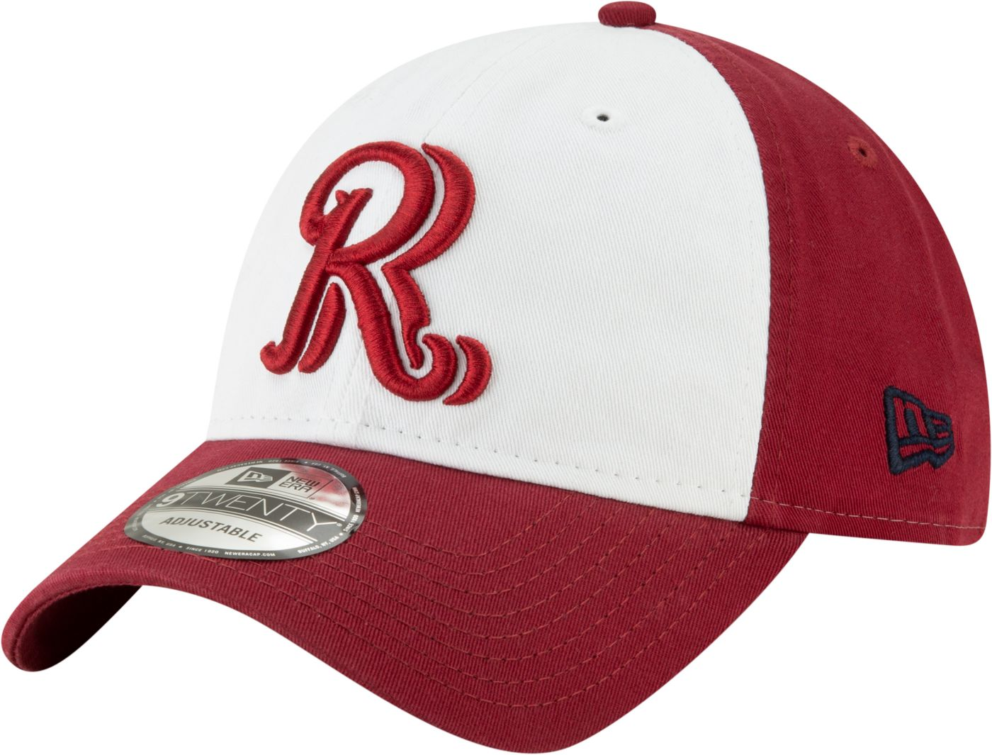 New Era Men's Frisco Rough Riders 9Twenty Adjustable Hat