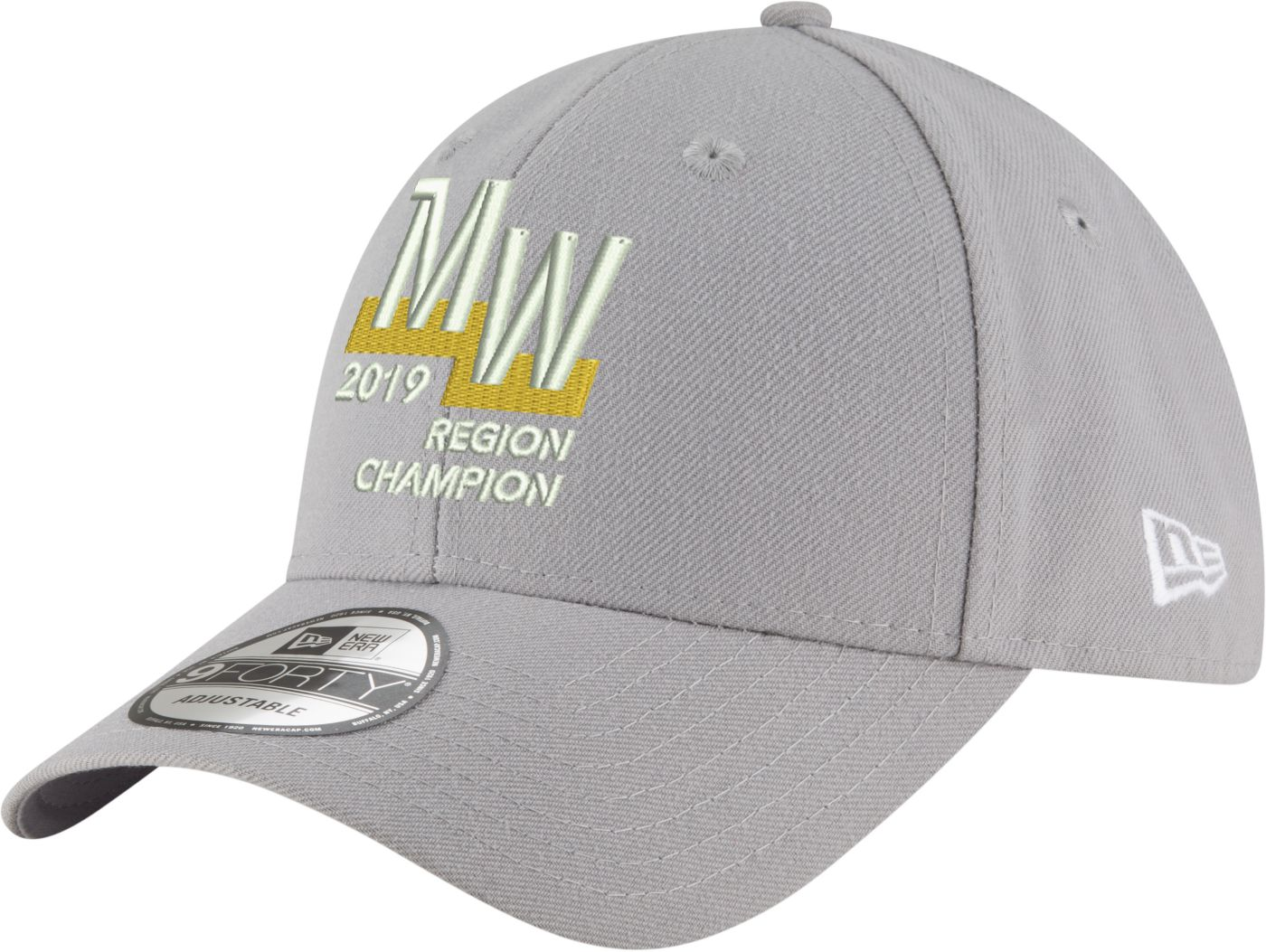 New Era Men's 2019 LLWS Midwest Regional Champions 9Forty Adjustable Hat