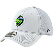 New Era Men's Hillsboro Hops 39Thirty Stretch Fit Hat