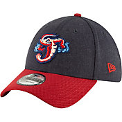 New Era Men's Jacksonville Jumbo Shrimp 39Thirty Stretch Fit Hat