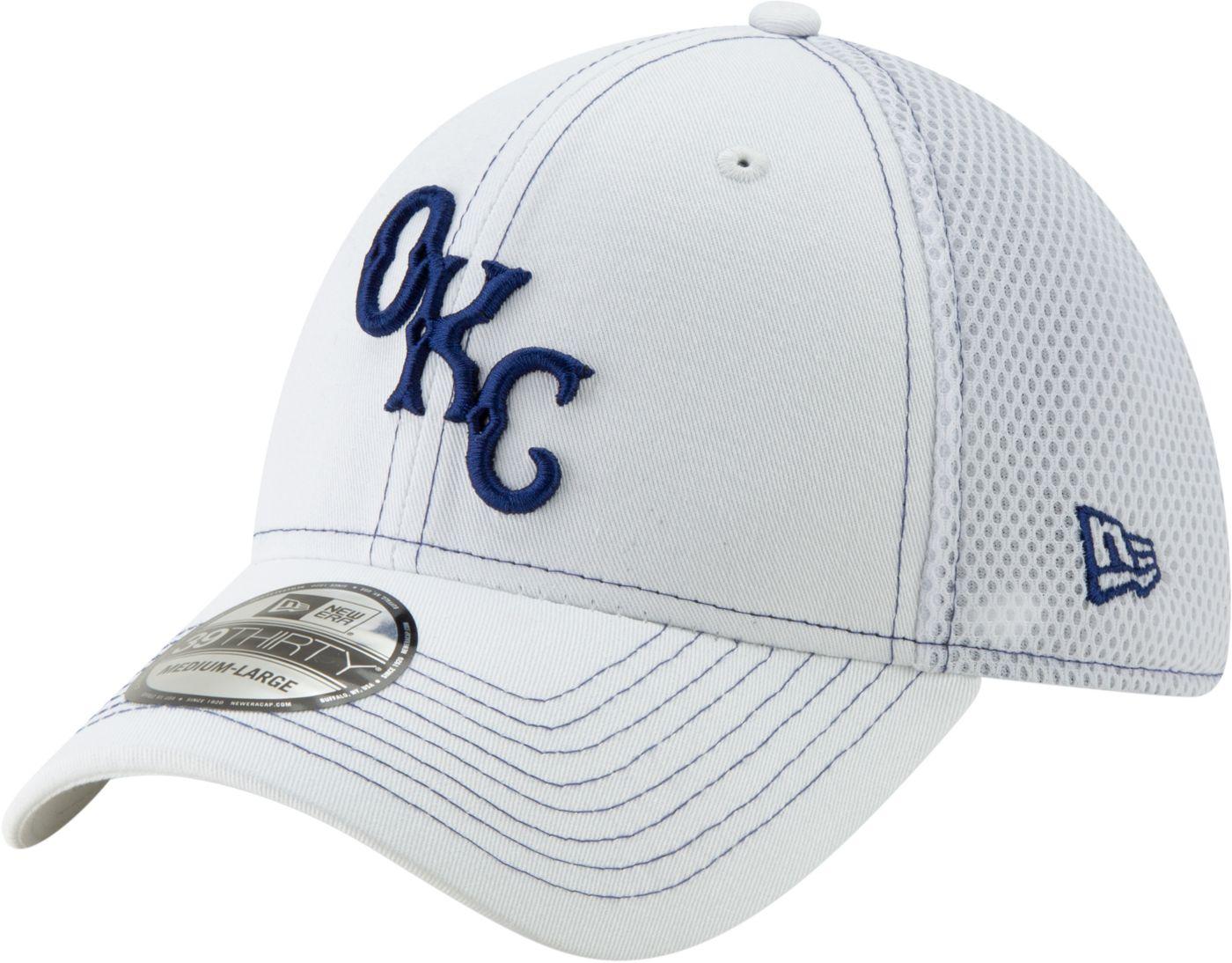 New Era Men's Oklahoma City Dodgers 39Thirty Stretch Fit Hat
