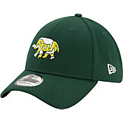 New Era Men's 2020 Spring Training Oakland Athletics Green 39Thirty Stretch Fit Hat