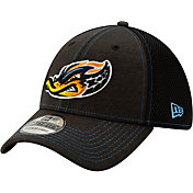 New Era Men's Akron Rubberducks 39Thirty Stretch Fit Hat