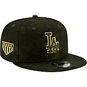 New Era Men's Los Angeles Dodgers 9Fifty Armed Forces Adjustable Snapback Hat
