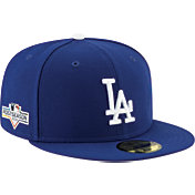 New Era Men's Los Angeles Dodgers 59Fifty 2019 MLB Postseason Authentic Hat