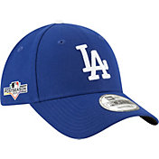 New Era Men's Los Angeles Dodgers 9Forty 2019 MLB Postseason Adjustable Hat